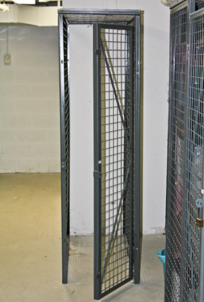 ... storage rooms and elevated units for inidual parking spots. Metro Compactor also designs builds and maintains side-hinged safety doors for ground ... & Bike Racks / Cages - Metro Compactor Service
